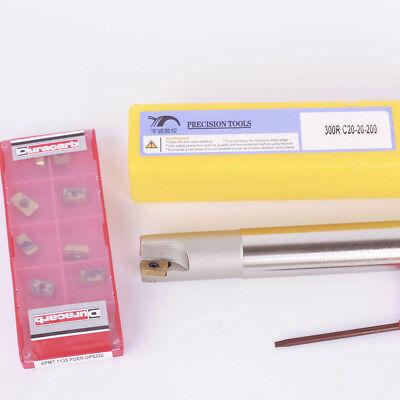 10pcs APMT1135PDERDP BAP 300R C19-20-150 Indexable milling cutter