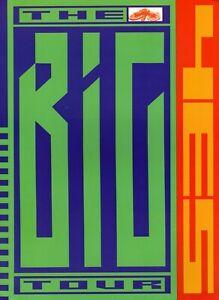 YES 1988 BIG GENERATOR WORLD TOUR CONCERT PROGRAM BOOK-JON ANDERSON-NM TO MINT