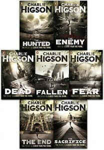 Enemy-Series-7-Books-Young-Adult-New-Collection-Paperback-By-Charlie-Higson