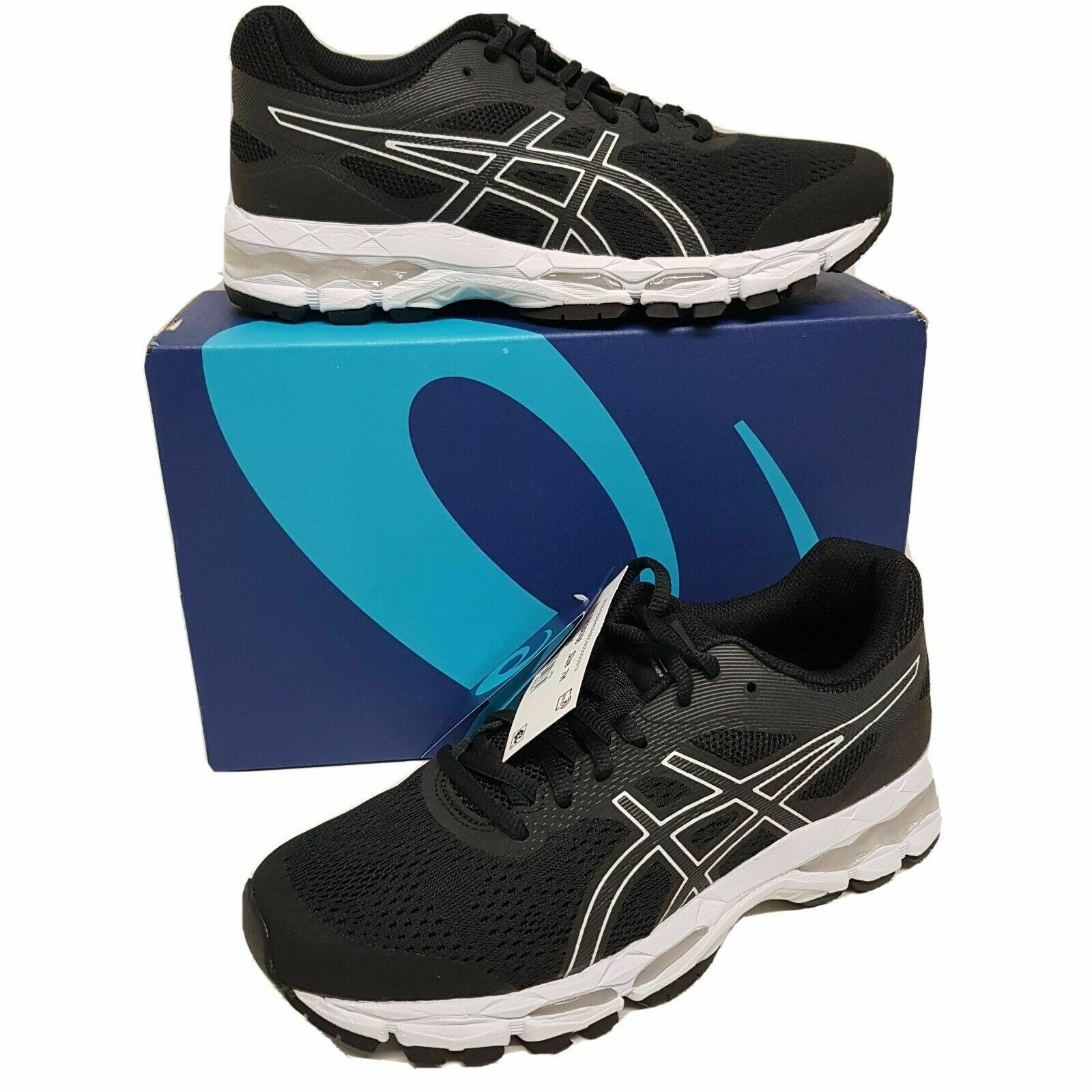 ASICS Gel-superion 2 Womens Running Trainers Black Size 4