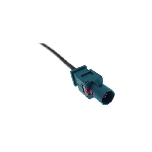 Peugeot 207 307 Amplificado Fakra Antena Adaptador De Cable Enchufe PC5-137