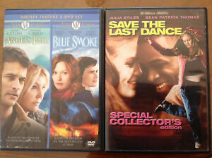 Details About Angels Fall Heather Locklear Blue Smoke Save The Last Dance Julia Stiles