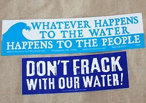 DON-039-T-FRACK-with-our-Water-Bumper-sticker-ANTI-FRACKING-clean-ocean-wave