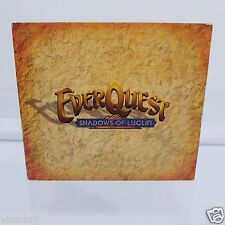 EverQuest Shadows of Luclin 3 Disc PC Game CD ROM 2001 Sony Online Entertainment