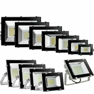 Bright-10-500Watt-LED-Flood-Light-Cool-White-Outdoor-Spotlight-Garden-Yard-Lamp