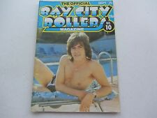 THE BAY CITY ROLLERS MAGAZINE No  10 SEPTEMBER 1975
