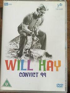 Convict-99-DVD-1936-British-Comedy-Classic-Movie-with-Will-Hay