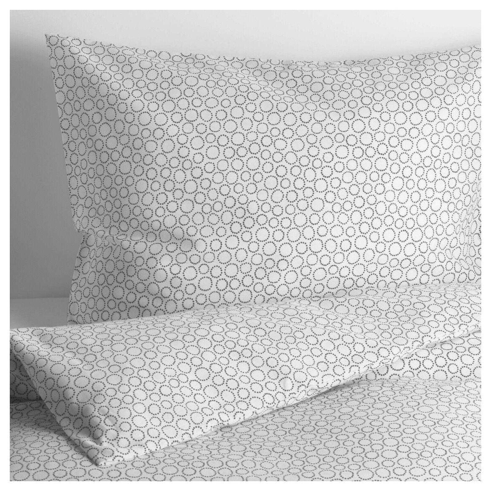 16 Teilige Set Ikea Bettwäsche 140x200 cm Bettbezug Bettgarnitur Bettbezüge NEU  | Schön In Der Farbe