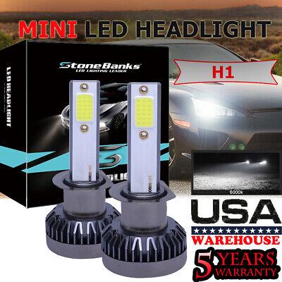 H11 H9 H8 1600W 16000LM LED Headlight Head Light Kit Low Beam Bulb Fog Lamp Bulb