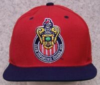 Embroidered Baseball Cap Sports Mls Chivas Usa 1 Hat Size Fits All