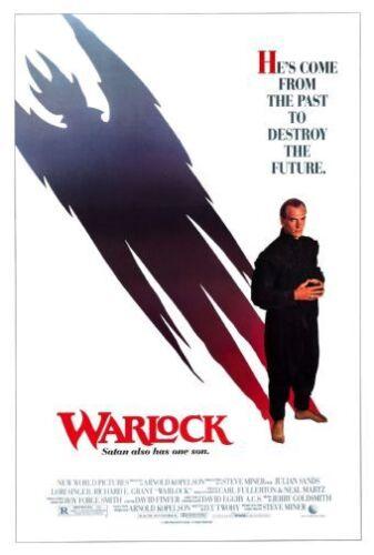 Warlock Movie Poster 24in x36in