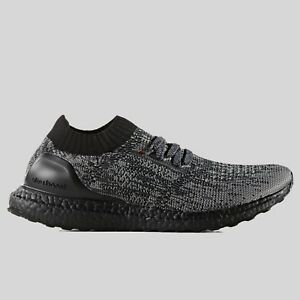 e6b58b36ff6e8 Adidas Ultra Boost Uncaged LTD Triple Black Grey Size 9. BB4679 ...