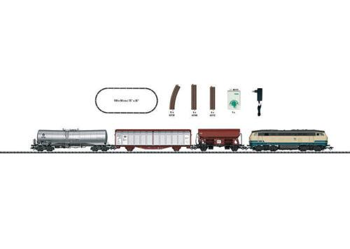 """Neuf TRIX 21526 Start Conditionnement /""""Train de marchandises avec série 216/"""""""