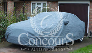 Mercedes-C-Class-2007-gt-Funda-Multi-Capa-Impermeable-Multi-Layer-Waterproof-Cover