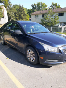 2011 Chevy Cruze 6 Speed Manual 1.8 L