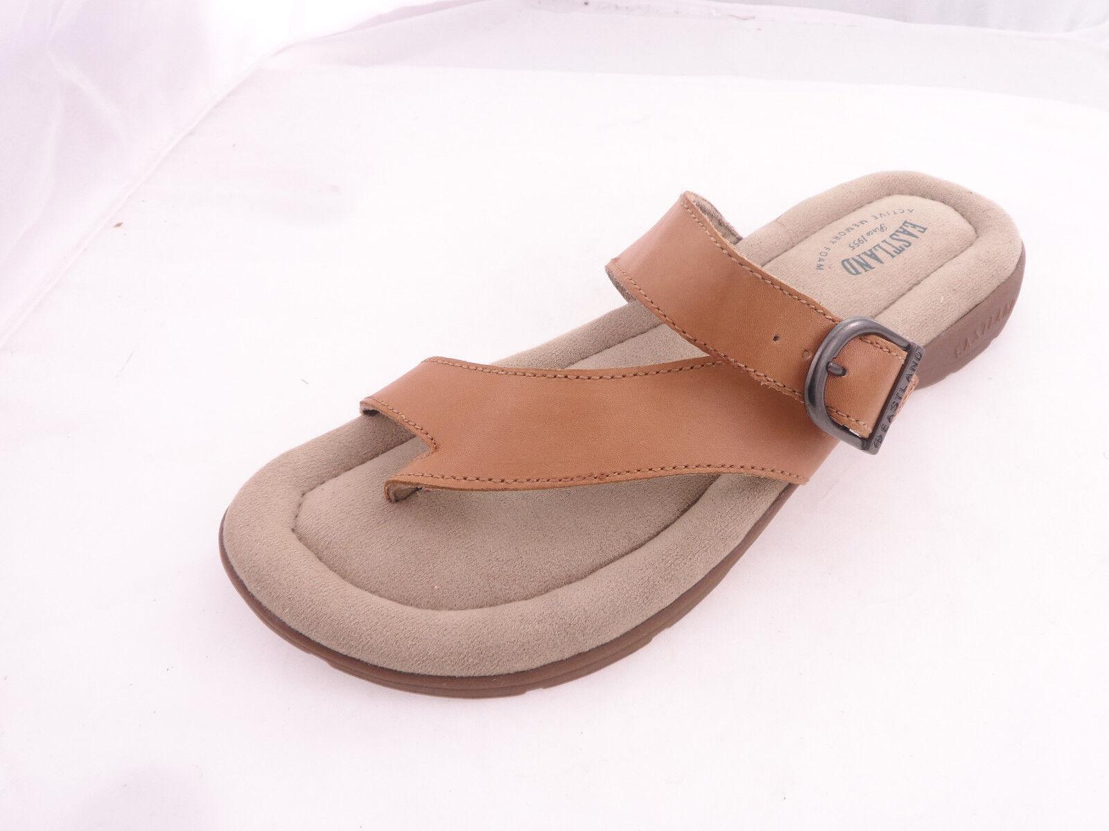 Tahiti eastland women sandals Light Tan 7M