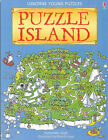 Puzzle Island by Susannah Leigh (Paperback, 1990)
