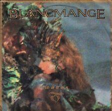 "BLANCMANGE waves BLANC 4 near mint disc uk london 7"" PS EX/VG+"