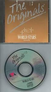 ORIGINALS-1988-World-Stars-CD-helen-reddy-patriica-paay-jennifer-warnes