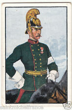 Officer Dragoon Österreich-Ungarn 1864 Austria-Hungary Uniform IMAGE CARD 30s