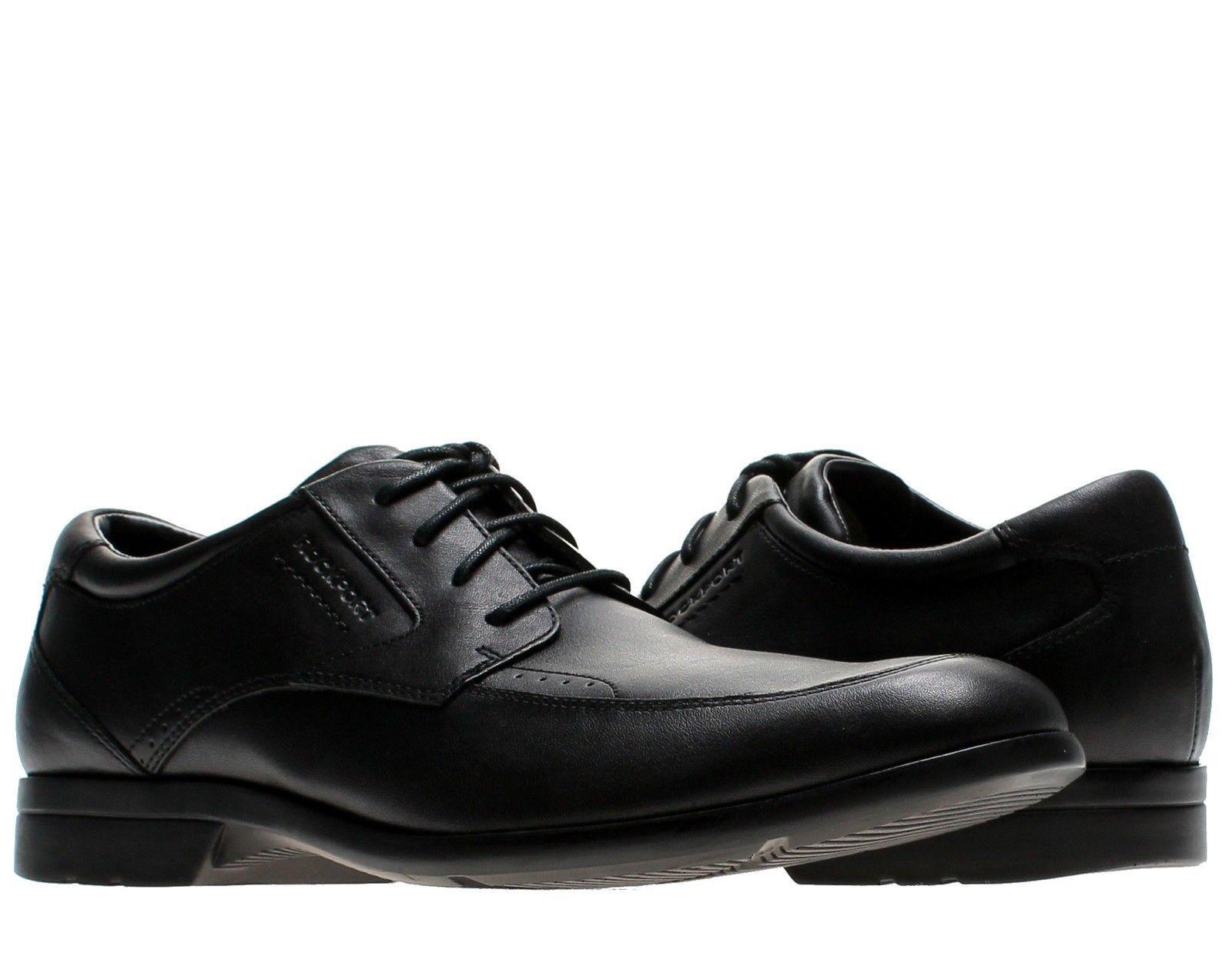 NEW  ROCKPORT k62740 Business Lite Moc Toe Mens Leather oXFORD DRESS CASAUL