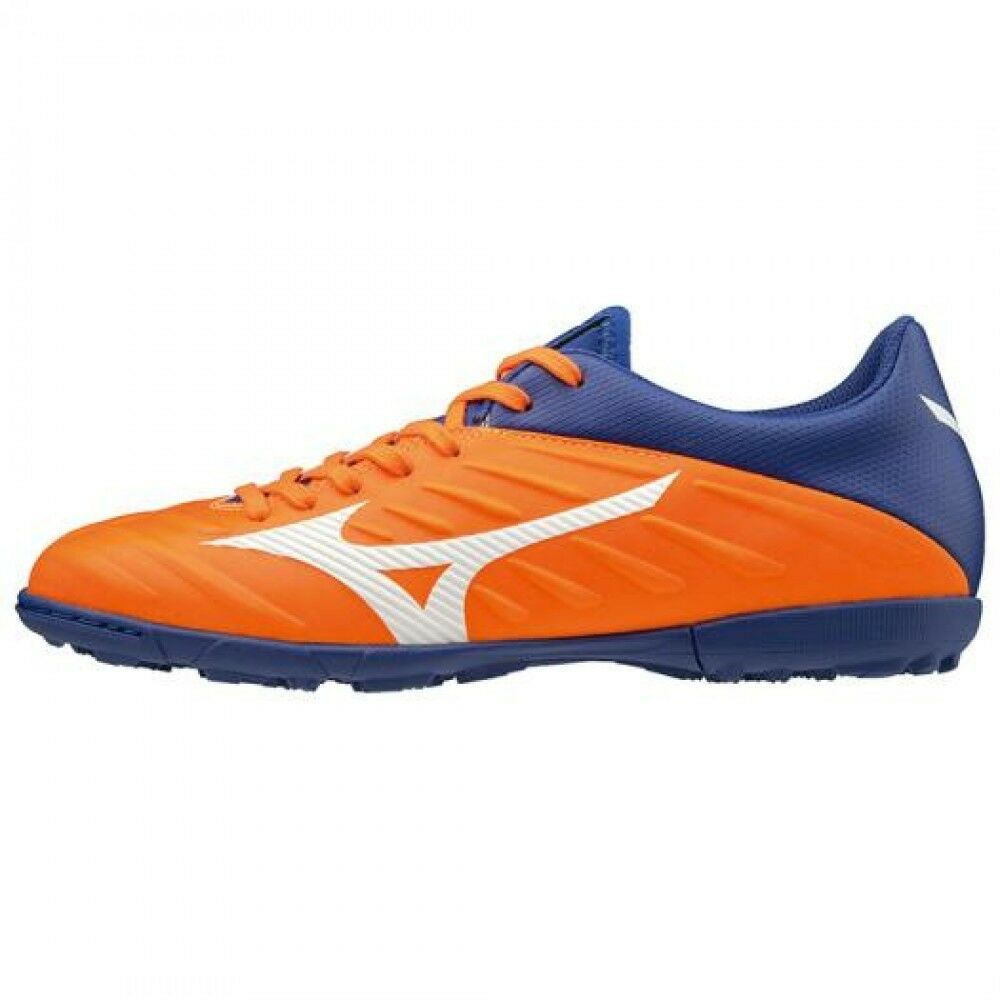 Soccer shoes Spike REBULA 2 V3 AS Wide P1GD1975 orange × White × bluee