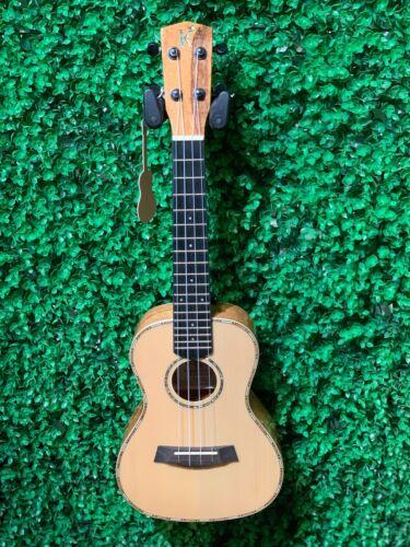 Kamehameha Ukulele KMC-23S Gloss Concert Mango wood /& Spruce wood