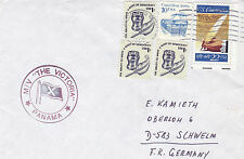 UNITED STATES CRUISE SHIP MV THE VICTORIA A SHIPS CACHED COVER