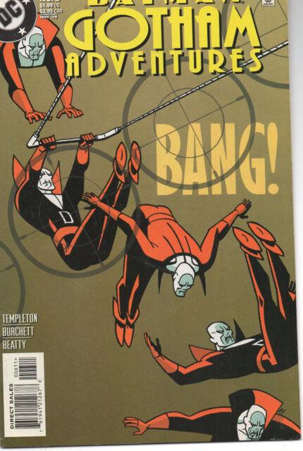 Batman: Gotham Adventures #6 (Nov 1998, DC) ( Fine