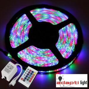 LED-Light-Strip-RGB-Remote-Control-5M