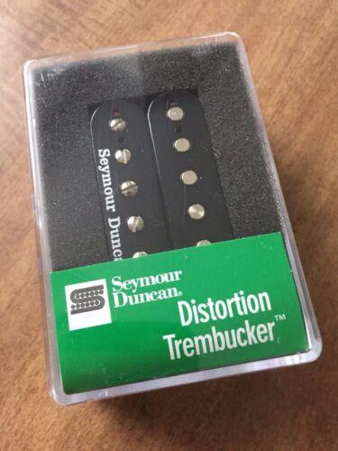 Seymour Duncan TB-6 Duncan Distortion Bridge Trembucker Pickup Black 11103-21-B
