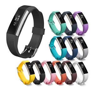 Reloj Pulsera para Fitbit alta, Correa Hebilla de reemplazo de RR. HH. Ace Deporte Banda De Silicona
