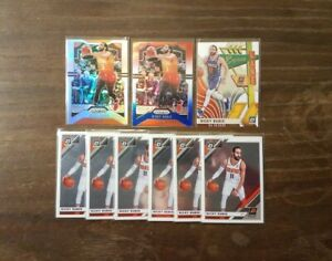 Ricky-Rubio-Panini-Prizm-Silver-Holo-Red-White-Blue-Holo-and-Donruss-Optic-Lot