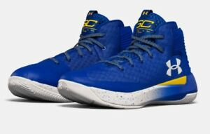 479853d4be9 Image is loading BASKETBALL-Shoes-STEPHEN-CURRY-3ZERO-Sz-10-blue-