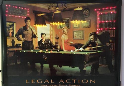 QUADRO QUADRI ARREDO A LED LEGAL MARYLIN LUCI 81X61