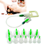 12-cups-Vacuum-Body-Cupping-Set-6-Acupressure-Magnets-Point-Home-health-Care thumbnail 1