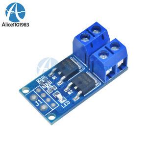 2PCS-15A-400W-MOS-FET-Trigger-Switch-Drive-Module-PWM-Regulator-Control-Panel