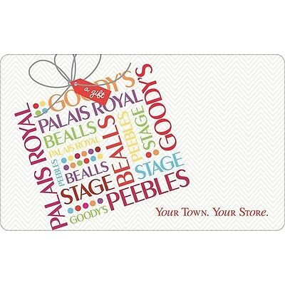 Stage Stores Gift Card - $25 $50 $100 - Email delivery