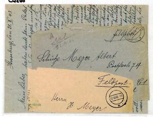 Amical Cq260 Allemagne * Strassburg * 1943 Couverture Et Le Contenu-afficher Le Titre D'origine Le Plus Grand Confort