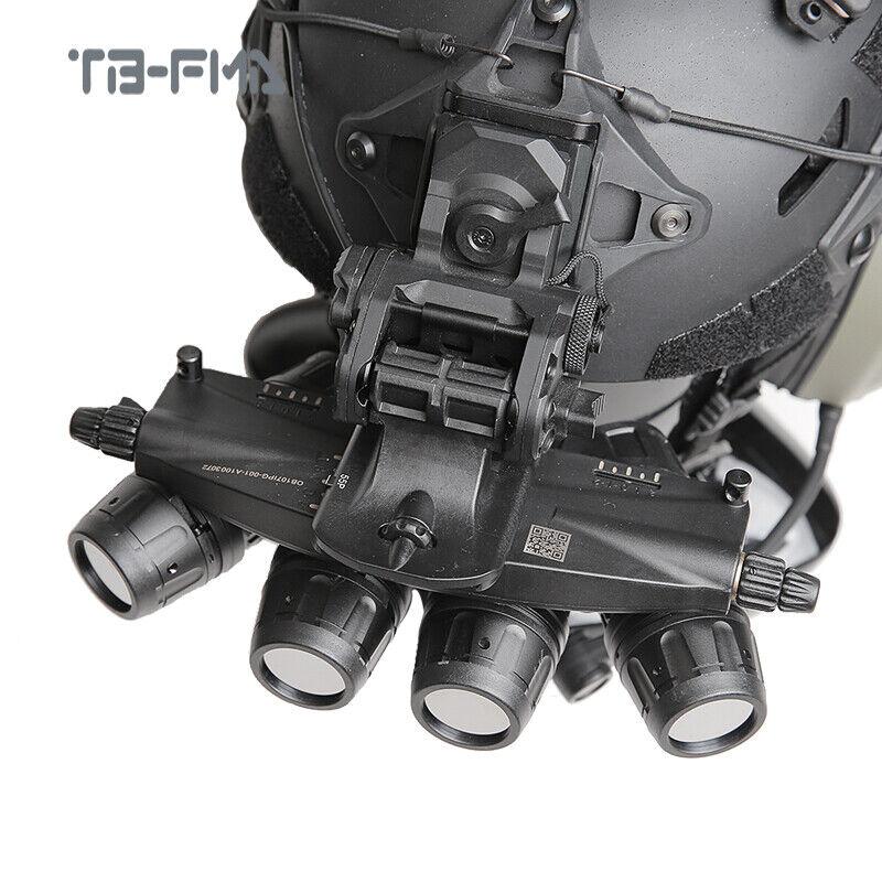 FMA Caza Táctica Airsoft AN AVS10 visión nocturna Goggle NVG Maniquí Modelo