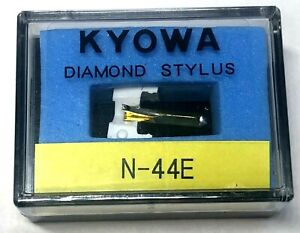 N-44E Diamante estilete elíptico-Kyowa reemplazo Stylus Para Shure N44E
