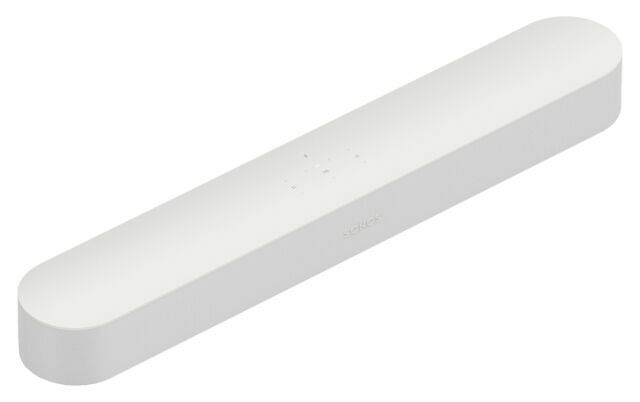 Sonos Beam Wireless Soundbar Speaker - White