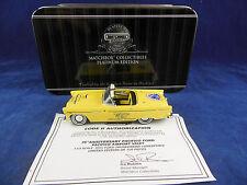 Code 2 Matchbox Collectibles 1955 Ford Thunderbird Convertible 75th Ann Pacifico