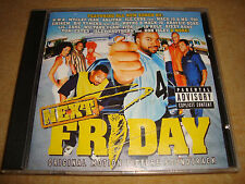 NEXT FRIDAY Soundtrack ICE CUBE N.W.A. MACK 10 EMINEM WU-TANG KRAYZIE BIZZY BONE