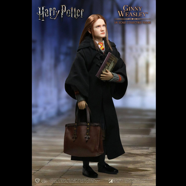 salida de fábrica Estrella Ace Juguetes SA0063 Harry Harry Harry Potter 1 6 escala Ginny Weasley. figura De Acción  promociones de equipo