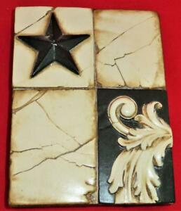 Sid-Dickens-Memory-Wall-Tile-T-164-MIDNIGHT-STAR-Fall-2005-2007-Retired