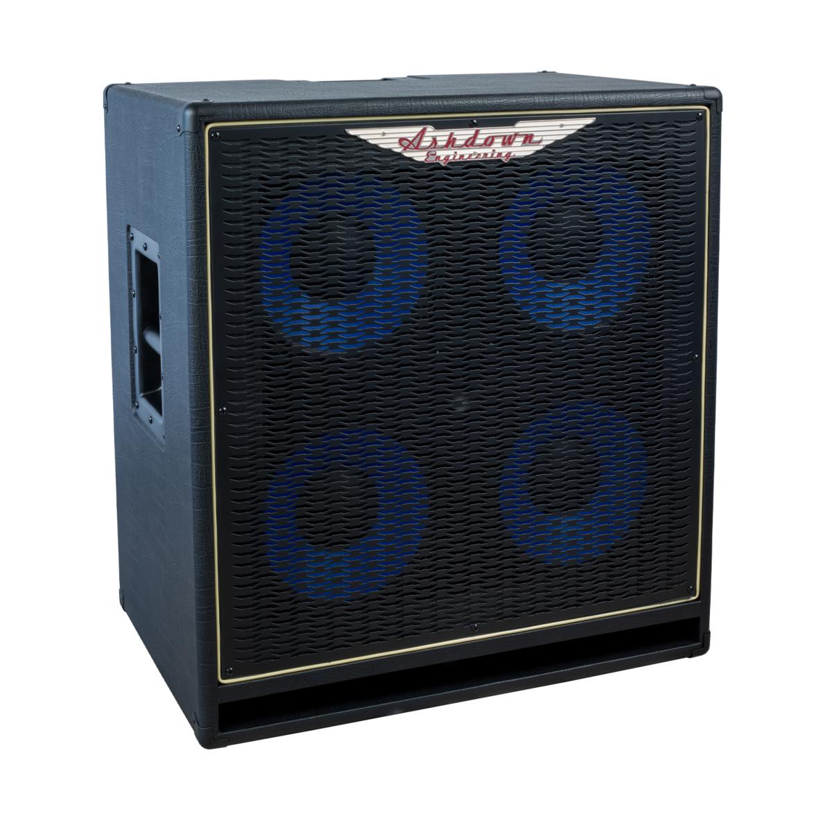 Ashdown AMB410 650W Bass Guitar Cabinet Blau Line Speakers Industry Standard
