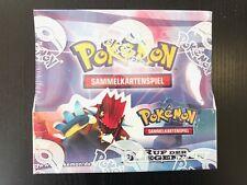 Pokemon TCG Ruf der Legenden Booster Box, Display selten (rare), deutsch OVP!