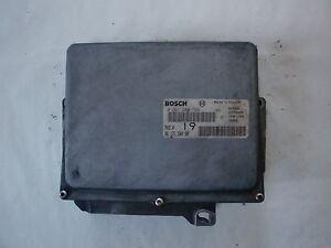 calculateur bosch 0261200780  MA3.0  9617150080 ( ref 1033)