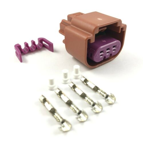 E85 Ethanol 3-Pin Flex Fuel Composition Sensor Connector Plug Kit ProEFI